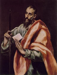 Paul of Tarsus or Paul the Apostle